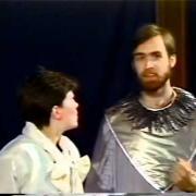 Milton's Paradise Lost as Drama: Part 1