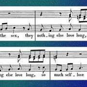 Handel - Samson. To fleeting pleasures + It is not virtue. Christophers
